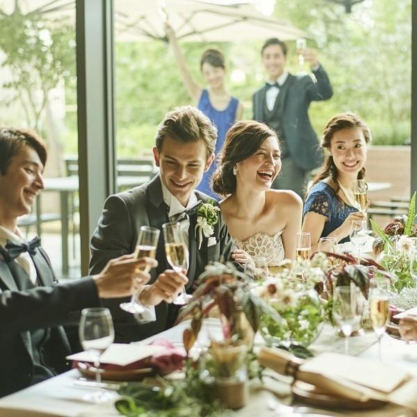 【少人数婚希望の方】おもてなし重視のプライベートフェア試食付